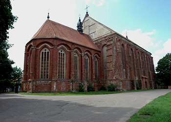 St. George church and Bernardine monastery