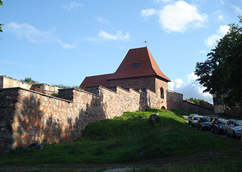 The Bastion of the City Wall