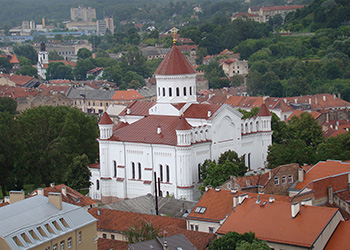 The Orthodox Cathedral of the Theotokos