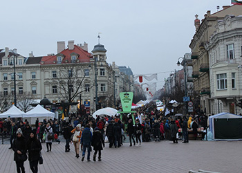For whom is dedicated Kaziukas Fair? Saint Casimir – patron saint of Poland and Lithuania