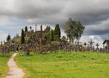The Hill of Crosses – Kryžių kalnas